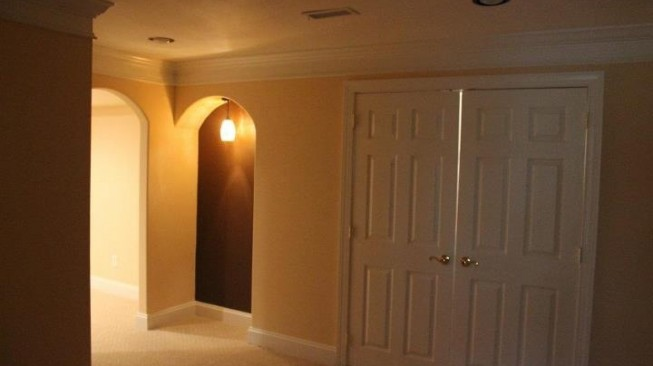 Basement Guestroom